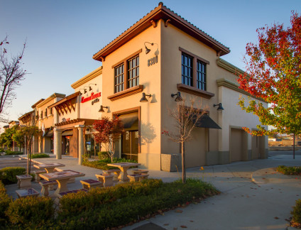 Douglas Ridge Retail Re-Face  - Roseville, CA