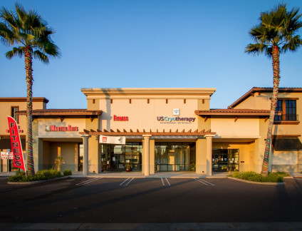 Douglas Ridge Retail Re-Face  - Roseville , CA