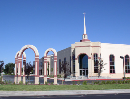 Russian Baptist Church - West Sacramento, CA