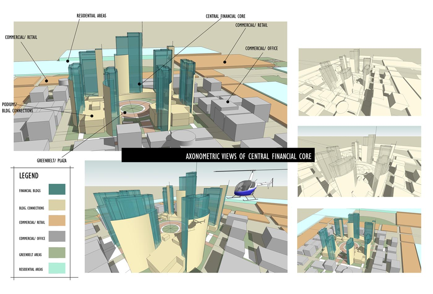 Baghdad Commercial Complex - Borges Architectural Group